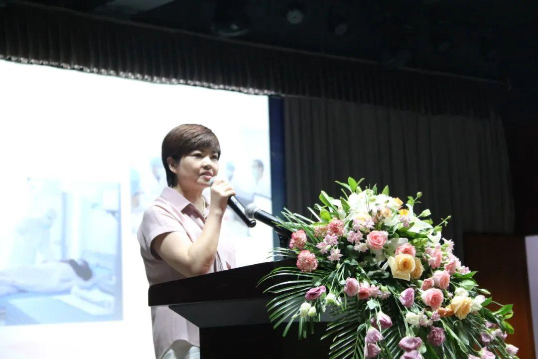河南信合医院成功举办「中国医师节」庆祝大会