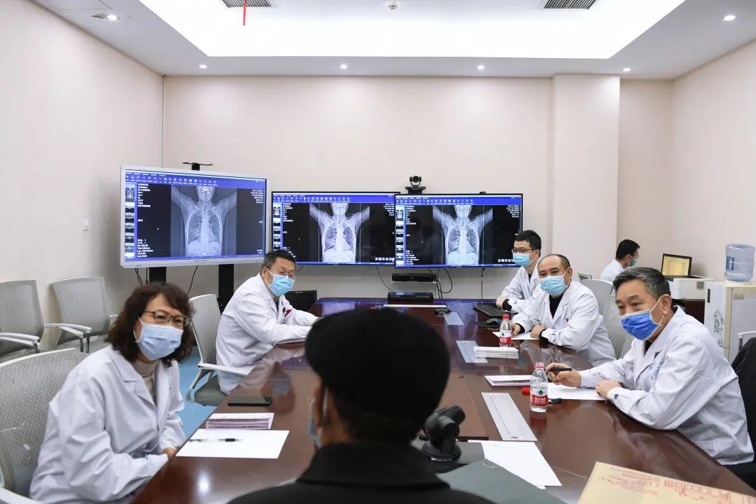 郑州人民医院:肺结节莫纠结,来平台解「心结」