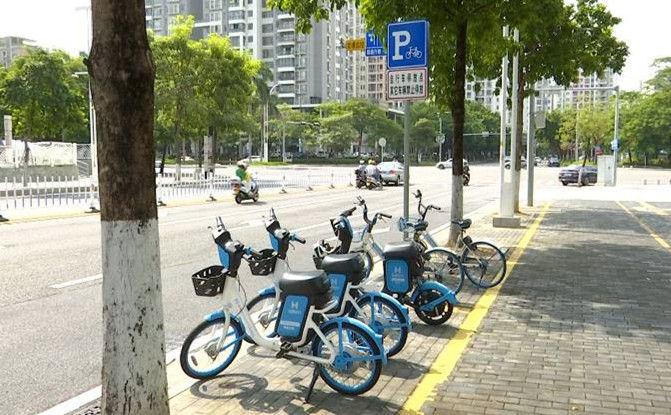 江门叫停共享电单车 运营平台已开通退费通道  第1张