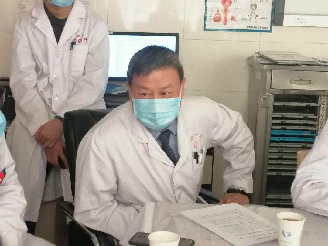 喀什地区第一人民医院举办泌尿系肿瘤多学科联合诊疗(MDT)