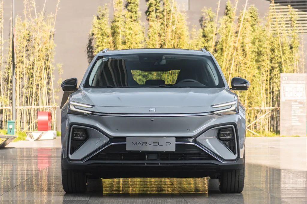 焕然一新的上汽MARVEL R,会成为20万元纯电SUV的搅局者吗?