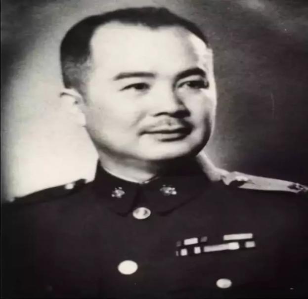 黄琪翔:中国四大美男子之首、中国农工民主党创建人、上将