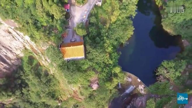 「北京山野户外」太行山大峡谷之天河瀑布