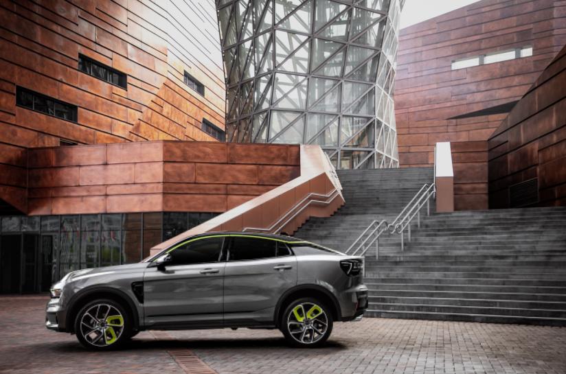 品质与颜值并存!领克05获J.D.Power中国新车质量研究(IQS)中型SUV细分市场第一