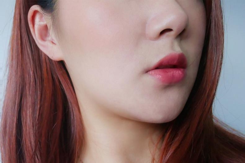 软糯腮红膏,给你水润不厚重的上妆体验  花西子  第3张