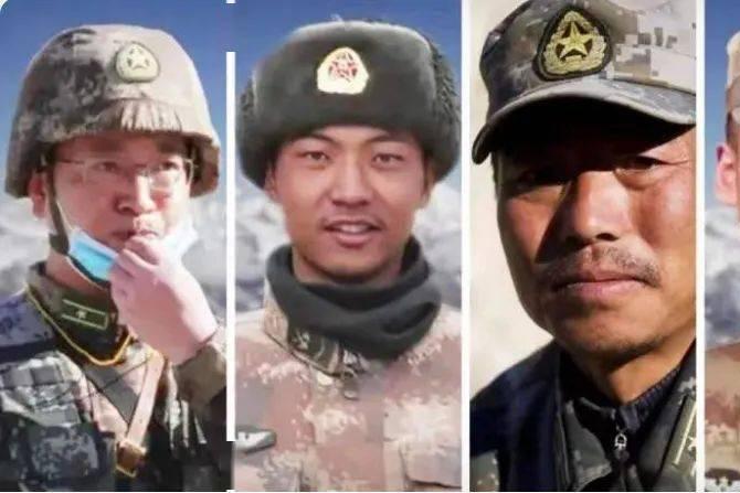 中国00后战士用血肉身躯抵挡外敌,全网爆哭:他们为我而死