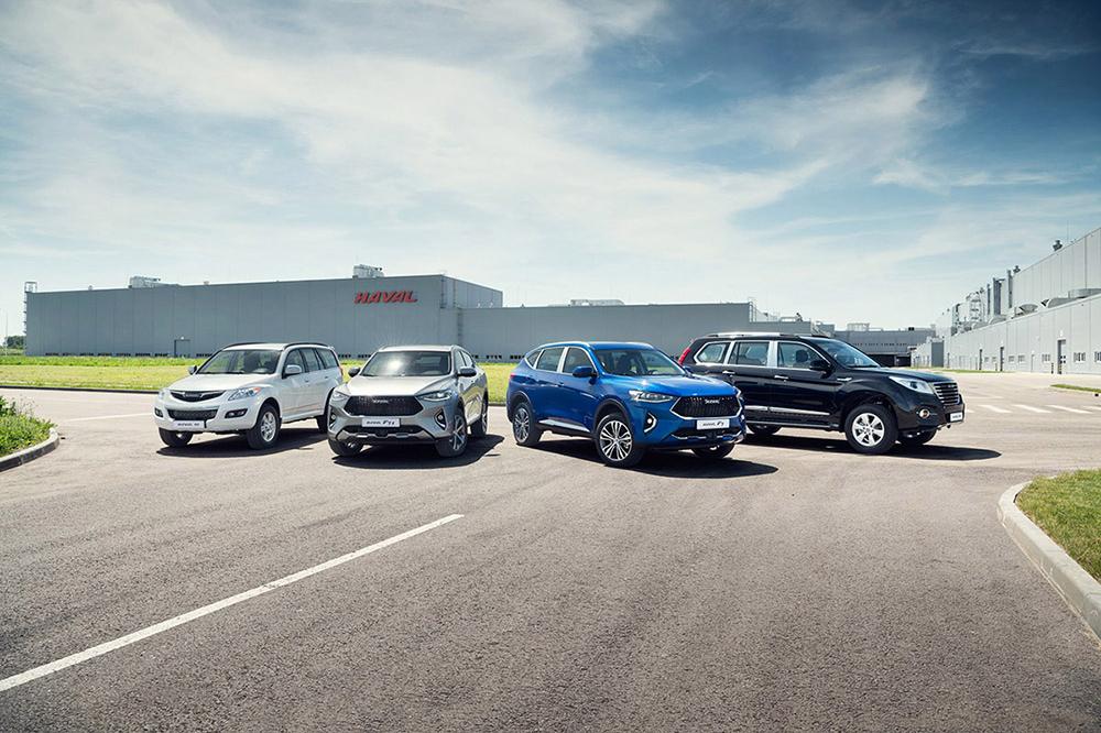 领势突破!长城汽车1月销量近14万辆 同比增长73%