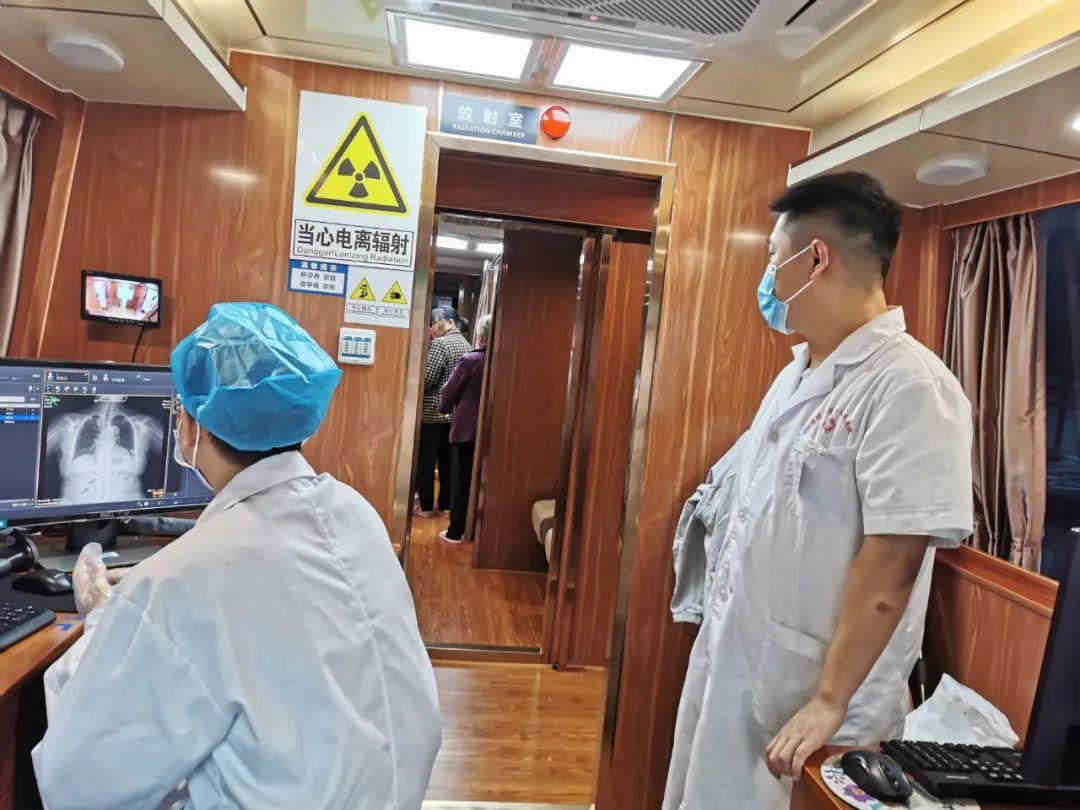 常德市第四人民医院大型义诊活动走进斗姆湖卫生院