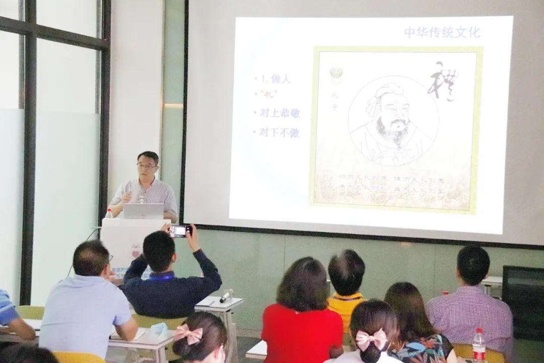 重庆市生物化学与分子药理学重点实验室主任董志教授莅临佑佑宝贝进行专题分享