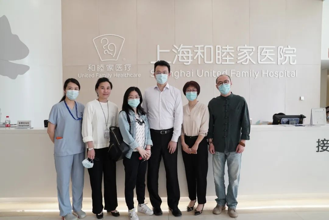 上海和睦家医院再次举行无偿献血活动,积极投身社会公益活动