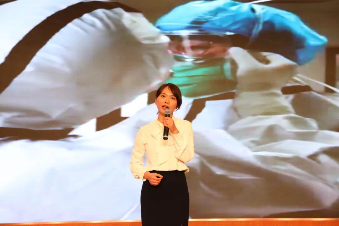 丽水市中心医院国际护士节系列活动——致敬时代英雄 同讲抗疫故事