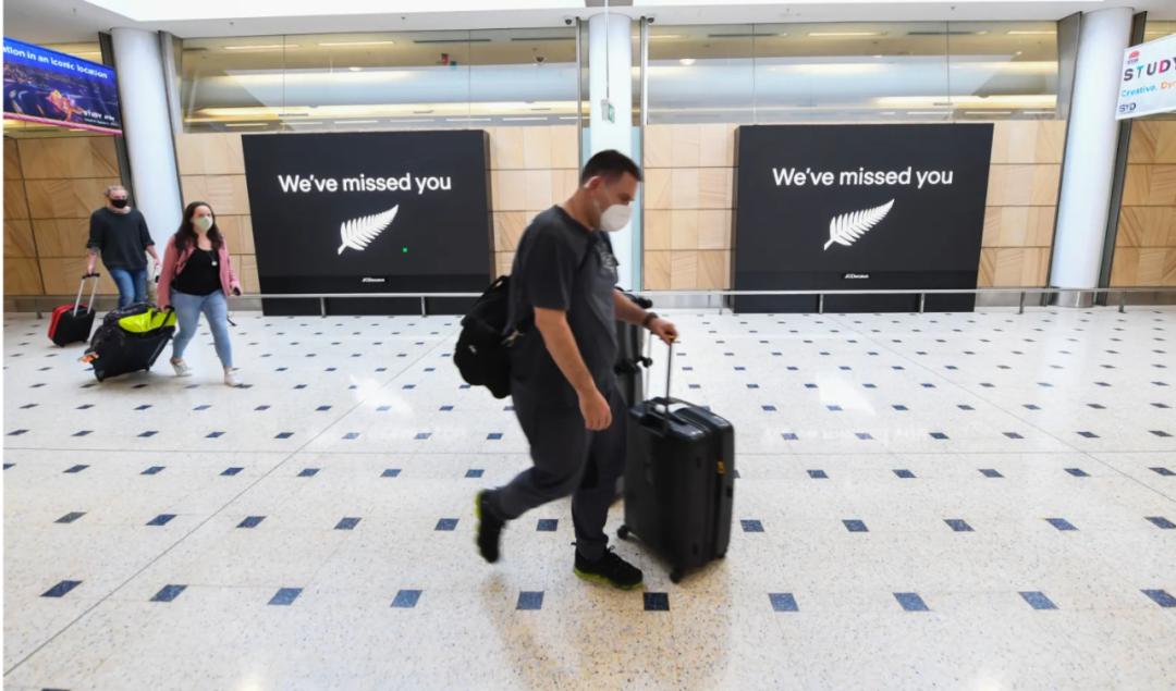 【重磅官宣】国际旅行来了,澳洲4月19日国门大开,澳新双向互通开启,免隔离入境!