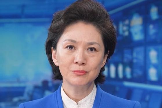 海霞:进央视,主持《新闻联播》,嫁清华教授,堪称人生赢家