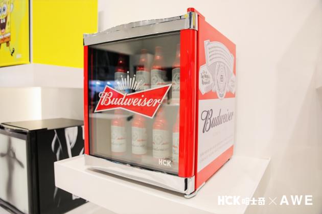 HCK哈士奇冰箱