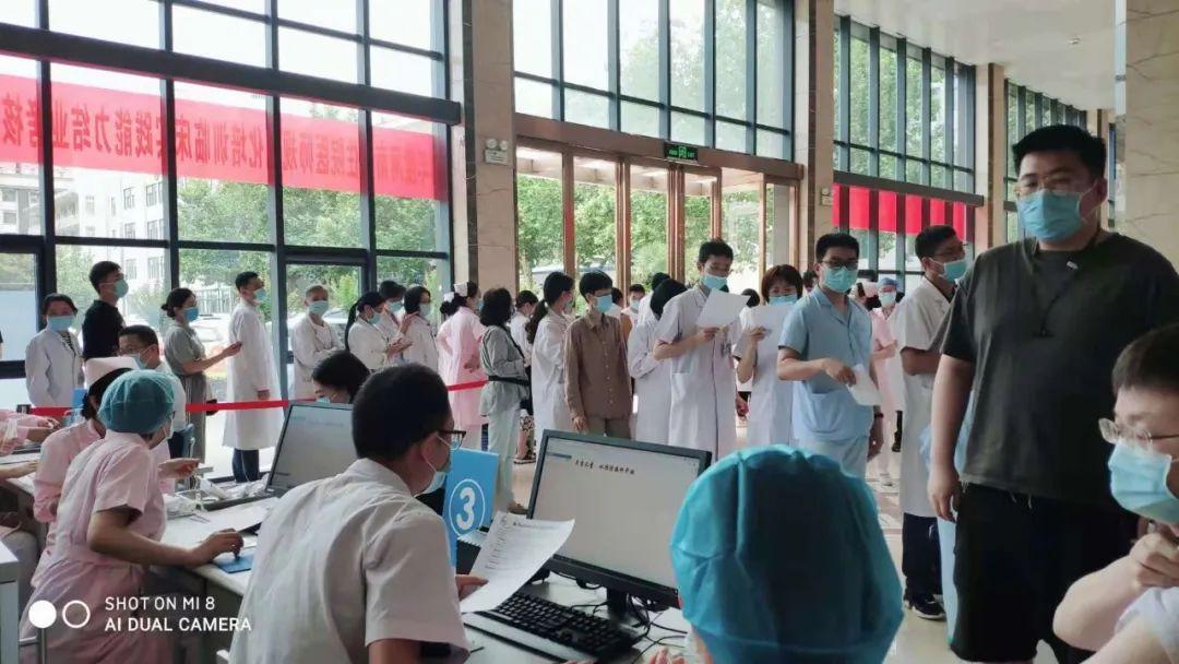 郑州大学第三附属医院:共筑防疫屏障,保障群众健康