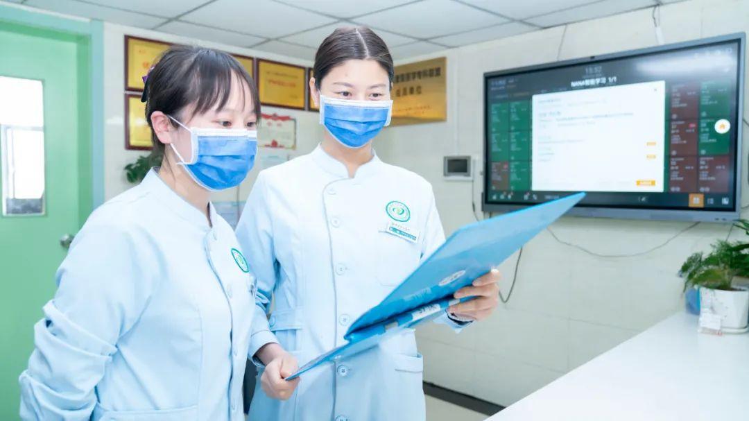 西安大兴医院张培:一个不可辜负的好姑娘