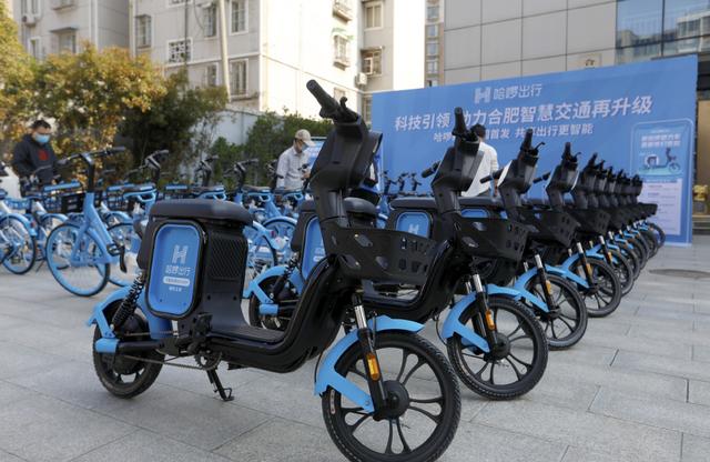 北上广的马路,不让电单车共享   第3张