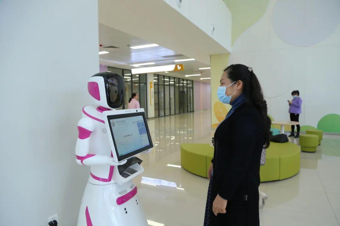韶关市妇幼保健院芙蓉院区开门试业啦!