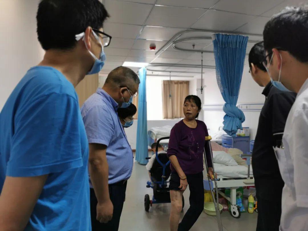 4 天 3 地,辗转数千公里,萧山中医院院长全仁夫一行到贵州、湖北开展对口帮扶工作