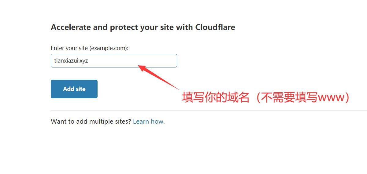 wordpress搭建和初步优化:使用 cloudflare 进行 CDN 解析  第3张