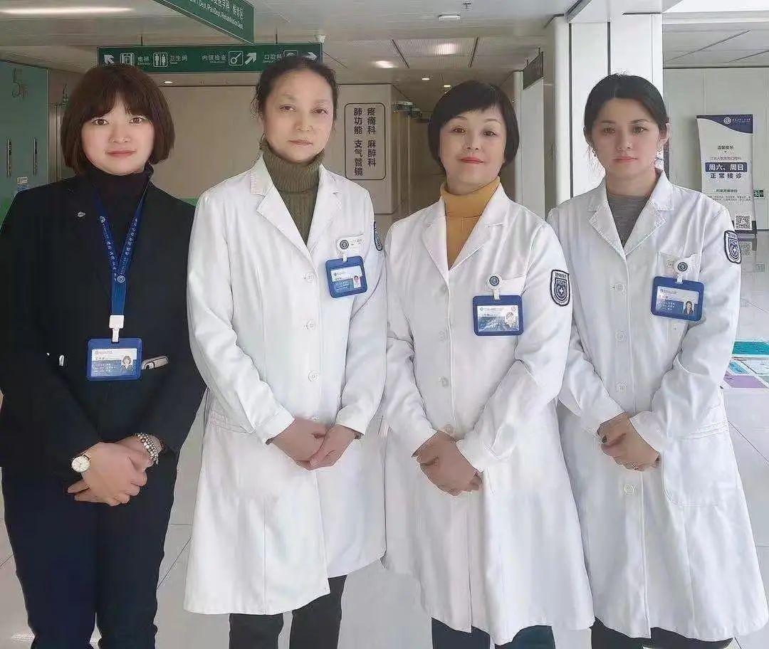 南京江北人民医院:她们,是转诊患者的贴心人