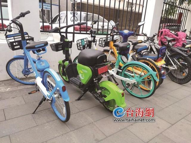 厦门岛内也有共享电动车可骑?责令收回处理