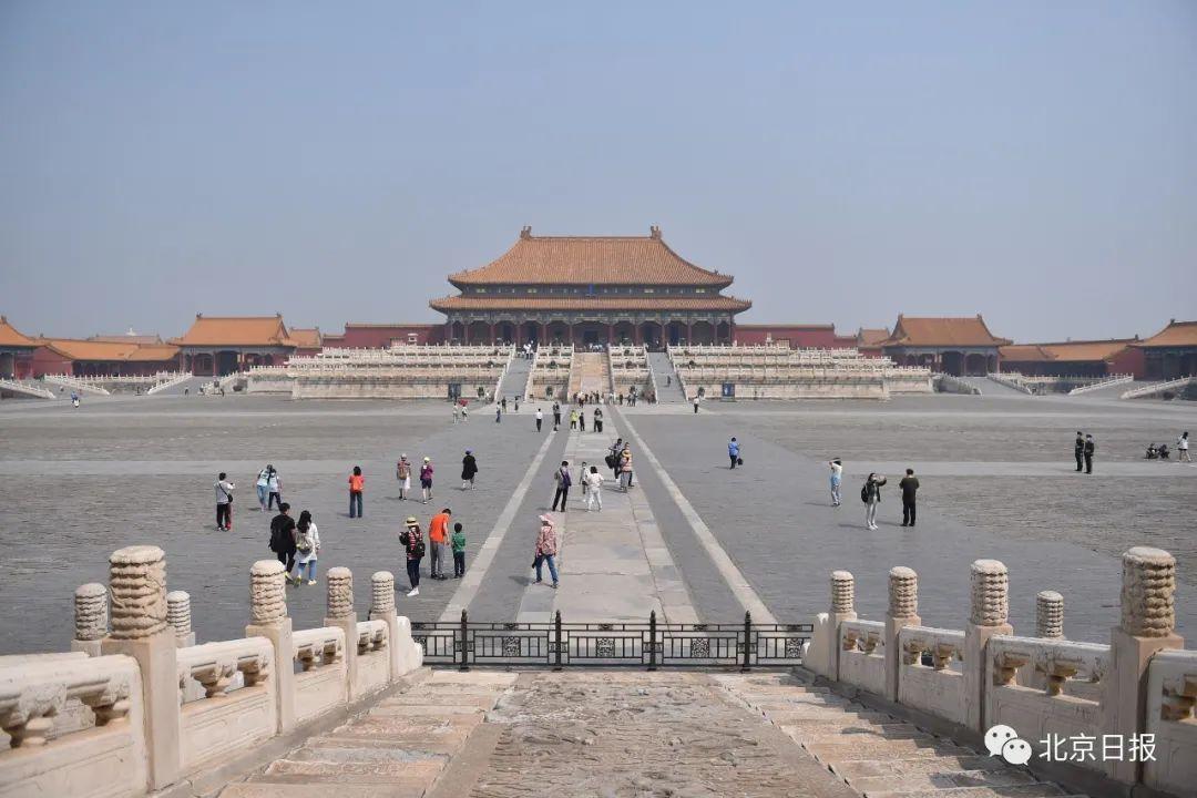 今起,北京多个景点开放五一小长假预约!热门景区一票难求