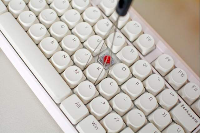 ikbc奶糖S300机械键盘评测,让生活多一点甜 评测 第7张