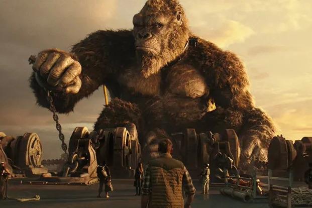 《哥斯拉大战金刚》救市,直男浪漫能否让「怪兽宇宙」捞金升级?