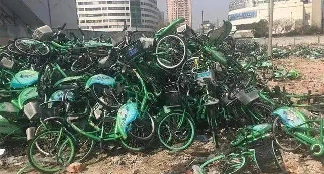 共享电单车被按下暂停键,北上广深明令禁止  第3张