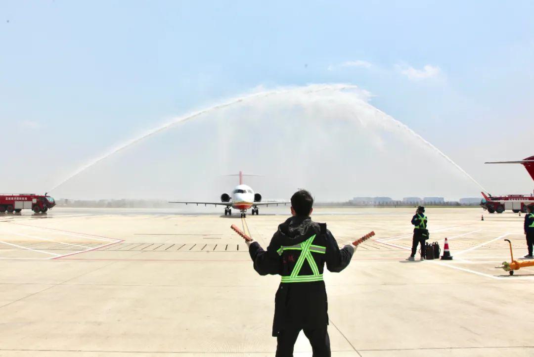 盐城机场正式执行夏秋航班计划