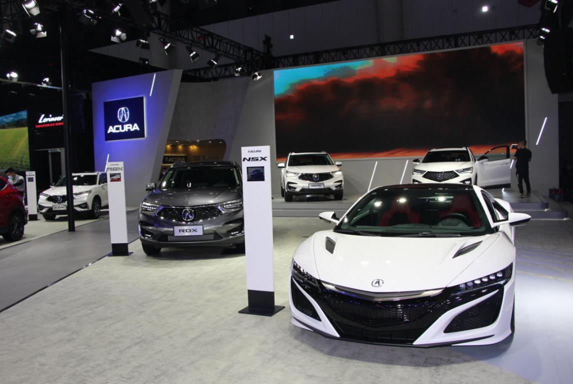 讴歌进入国内遭冷遇,NSX现身第23届成都车展,为知名度展开布局
