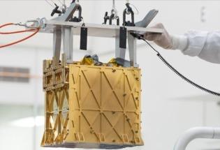 历史性的实验:毅力号在火星上把些微二氧化碳转换为氧气
