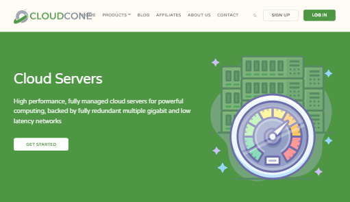 CloudCone周年活动,1CPU+1G内存+30GSSD+3T流量仅12美元/年