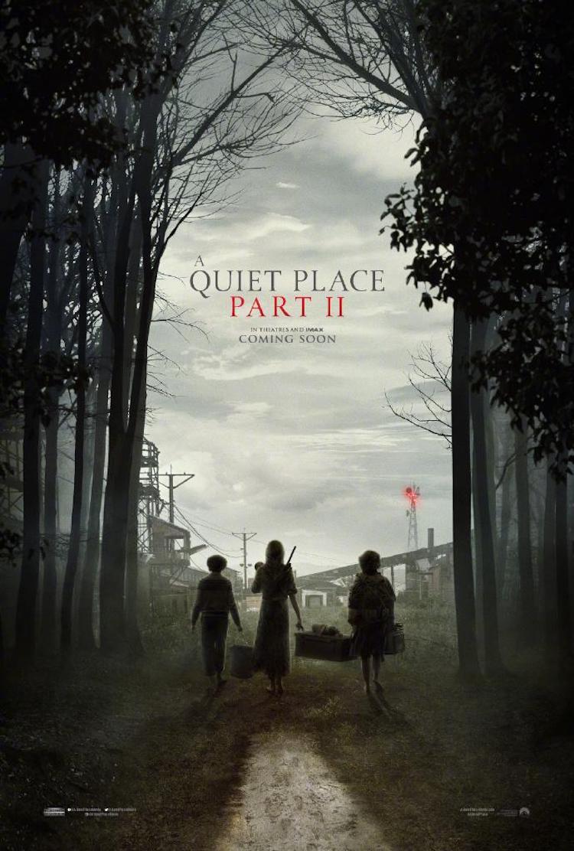 派拉蒙影业第三度移动《寂静之地2》档期