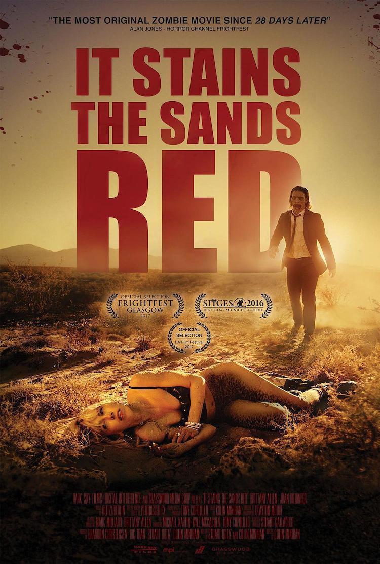 《血染黄沙》电影:即使电影结构松散,仍然有着独特的魅力