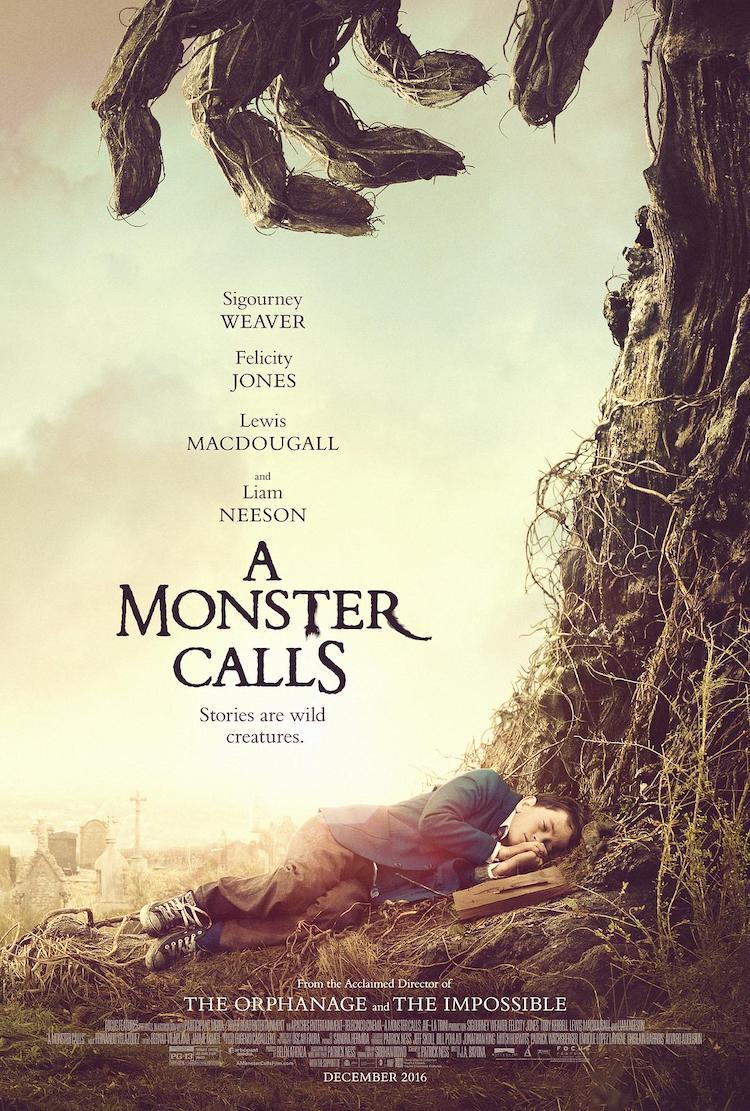 《当怪物来敲门》影评:讨论电影中的三个故事的寓意
