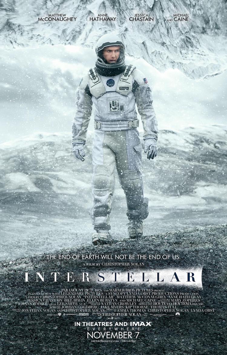 《星际穿越》电影影评:克里斯托弗·诺兰的影视魔术
