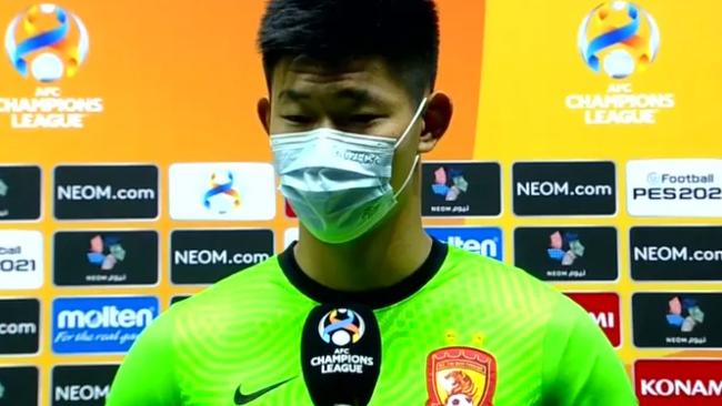心酸!广州恒大足协杯不敌中乙,门将改打前锋,新帅欲哭无泪
