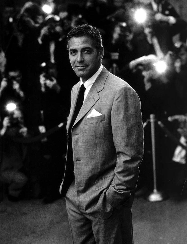 【人物】演员类型百科:无可取代的都会型男——乔治克鲁尼