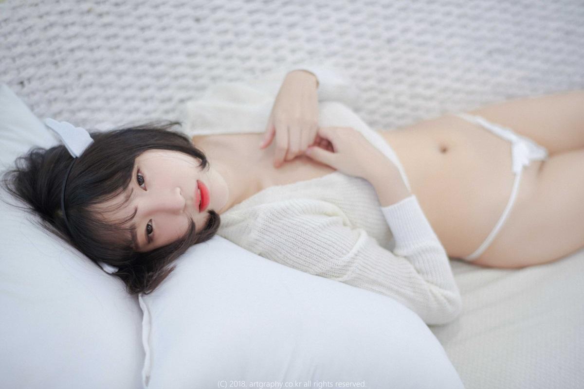 ⭐韩国写真⭐姜仁卿-清纯美女@NO.008 ARTGRAVIA_VOL39【50P/400MB】插图1