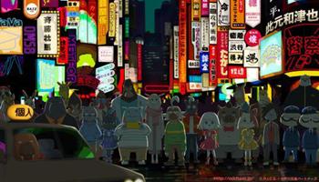 动画「奇巧计程车」开设BD制作众筹企划