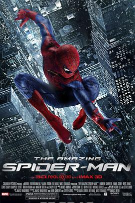 超凡蜘蛛侠的海报