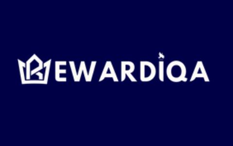 Rewardiqa,电报空投送15枚REW,每次推荐送5枚