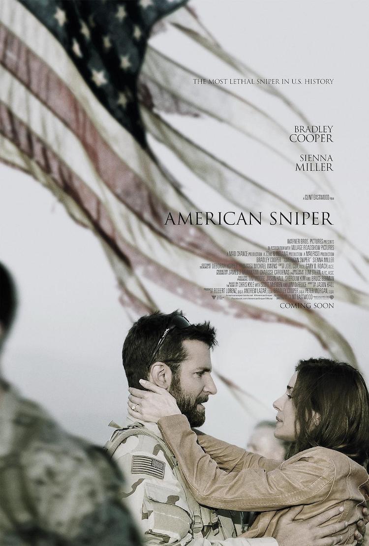 《美国狙击手》电影评价: 主题不是美国英雄,而是疯狂与牺牲-爱趣猫