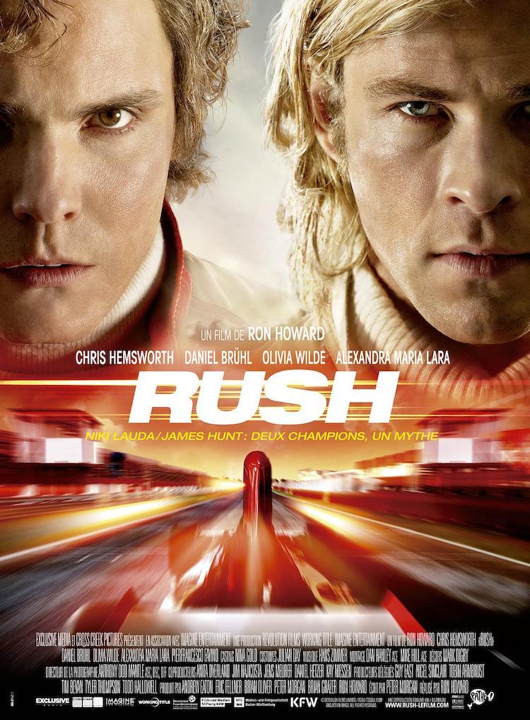 《极速风流》电影影评:非赛车迷也可好好欣赏的赛车片