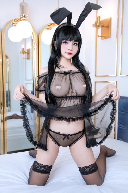 ⭐微博红人⭐Azami-清纯美女@Azami – 兔兔【35P/220MB】插图