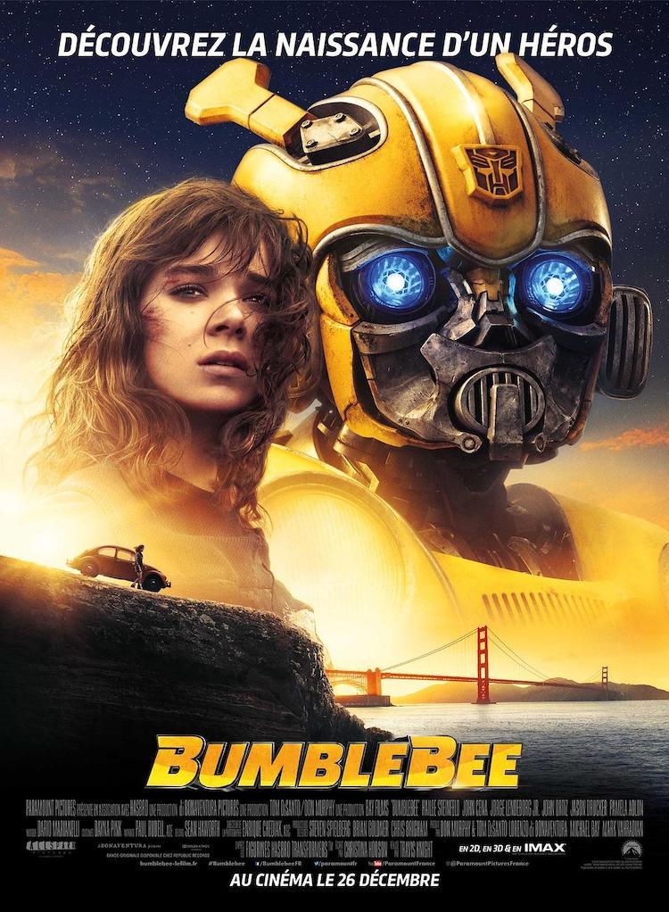 《大黄蜂》电影评价:跳脱变形金刚系列刻板框架,注入温暖人性与剧情的电影佳作