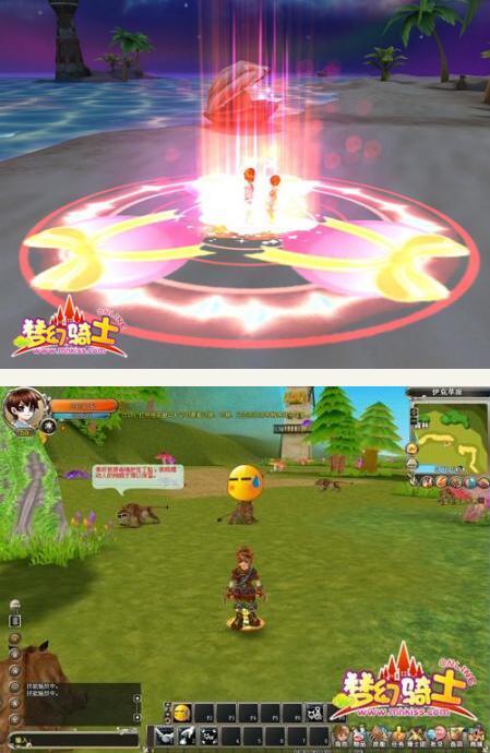 【梦幻骑士online】游戏源码