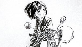 轻小说「本田小狼与我」角色原案公开新绘图